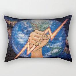 I've Got the Power Rectangular Pillow
