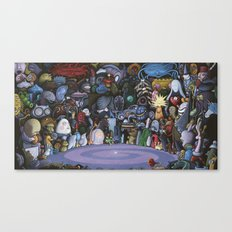 The God Particle Canvas Print