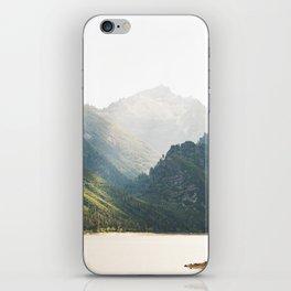The Montana Collection - Lake Como iPhone Skin