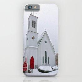 St. Paul's Episcopal Church iPhone Case