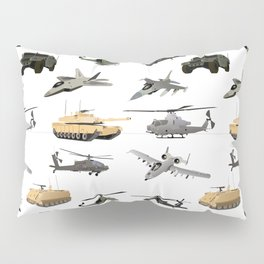 American Military Pattern Pillow Sham