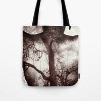 anatomy Tote Bags featuring Anatomy by Fred Byrd Photo