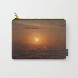 Three Sun SunSet Carry-All Pouch