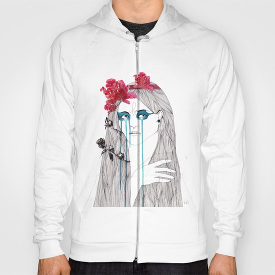 Painted Eyes Hoody