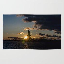 Liberty Starburst Rug