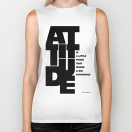 Lab No. 4 - Life Inspirational Quotes Of Attitude Inspirational Quotes Poster Biker Tank