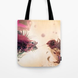 The Pathogen Tote Bag