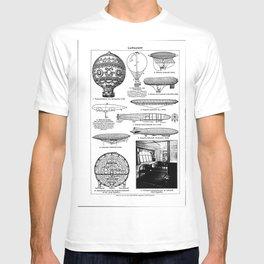 Airships / Air Balloons II T-shirt