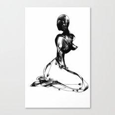 nozzle Canvas Print