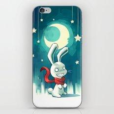 Moon Bunny 2 iPhone Skin