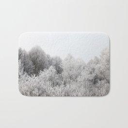 cold day Bath Mat