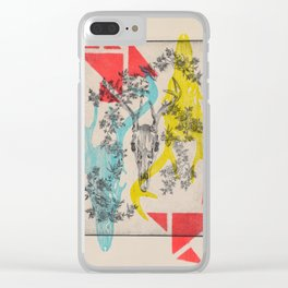 A Foreseen Future Clear iPhone Case