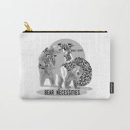 Bear Necessities #1 Bearly Secret Carry-All Pouch
