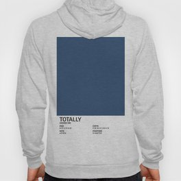 Totally - Colour Card Hoody