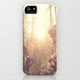 Forgotten Forest iPhone Case