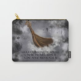Flokie's Ship Carry-All Pouch