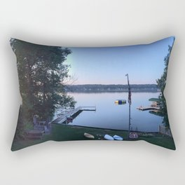 Lakehouse Rectangular Pillow