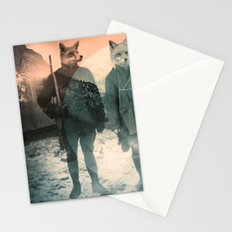 Fox Hunt Stationery Cards
