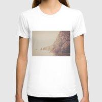 rustic T-shirts featuring Rustic Ocean by Kurt Rahn