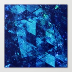 Abstract Geometric Background #23 Canvas Print