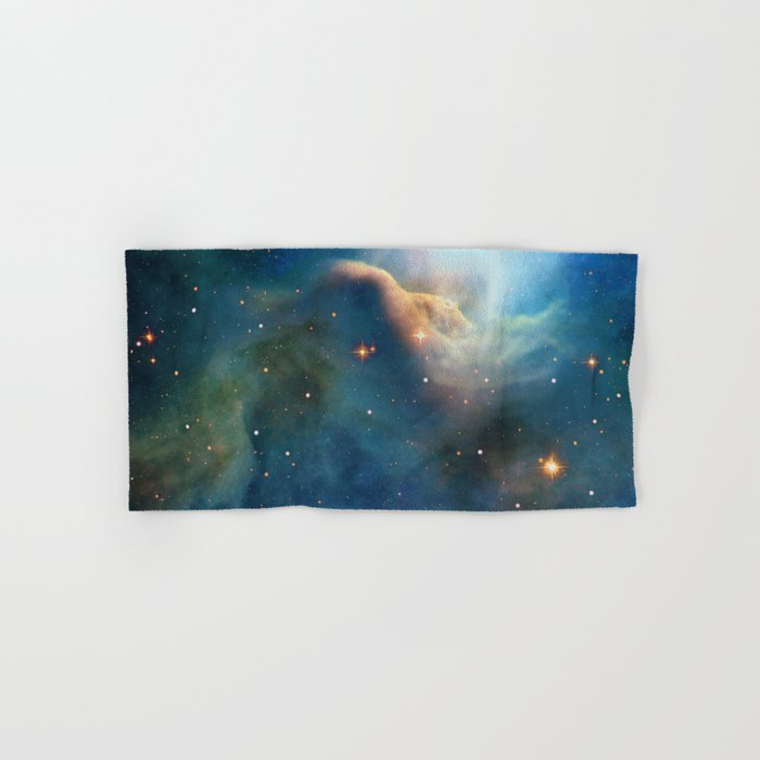 Dusty Nebula Hand & Bath Towel