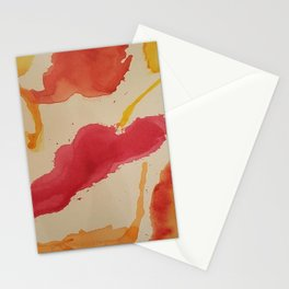 Liquid Stationery Cards