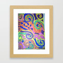 56324 Framed Art Print