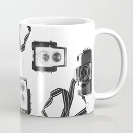 Vintage Camera Collection Coffee Mug