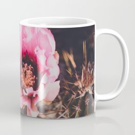 Faded Desert Blooms Coffee Mug