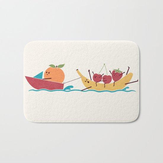Summer Fun Bath Mat