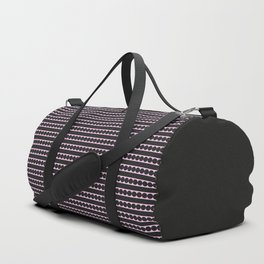 Dots and lines Duffle Bag