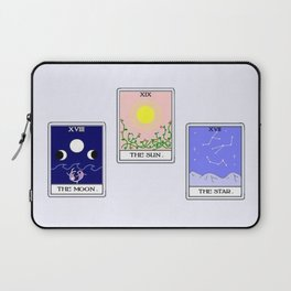 Trio of Tarot Laptop Sleeve