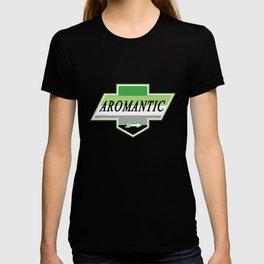 Identity Stamp: Aromantic T-shirt