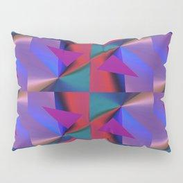 Geometric Lux QR D Pillow Sham