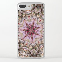 Sour Cherry Sherbert Clear iPhone Case