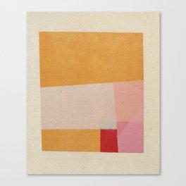 Minimalist Feelings 2 Canvas Print