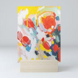Color Study No. 6 Mini Art Print