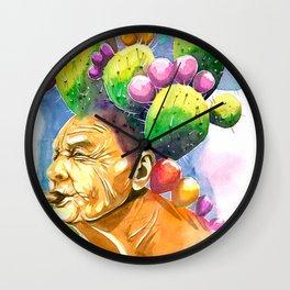 granny Wall Clock