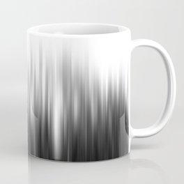 CURTAIN OF STRIPES Coffee Mug