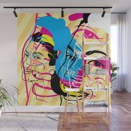 Ava Gardner Wall Mural