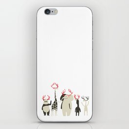 Happy to be Canadian! iPhone Skin
