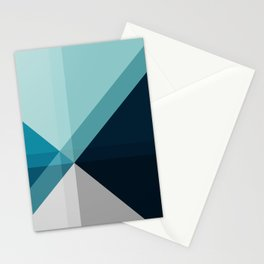 Geometric 1704 Stationery Cards