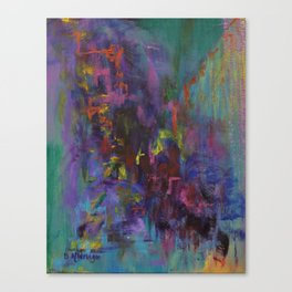 Love So Deep Canvas Print