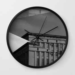 Berghain Wall Clock