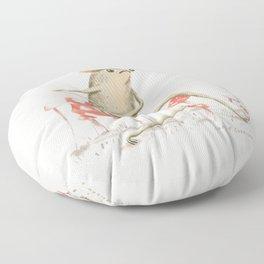 Awkward Toad Floor Pillow