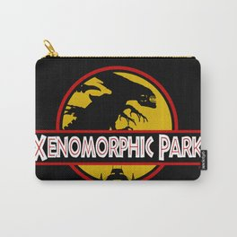 Xenomorphic Park  Carry-All Pouch