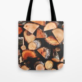 Timber butts Tote Bag