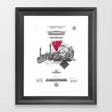 Mistero Framed Art Print