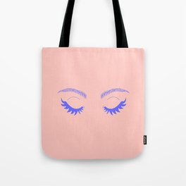 Betty Gone Batty (Millennial Pink Edition) Tote Bag
