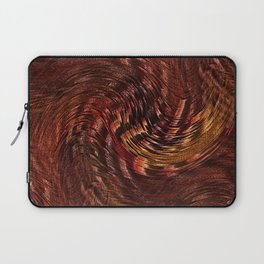 Mixing Copper Metallic Laptop Sleeve